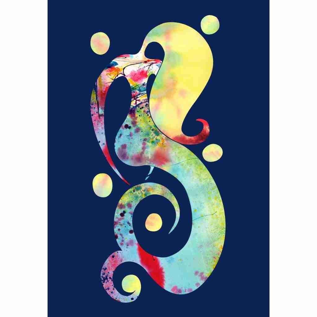 mermaid by Emma plunkett