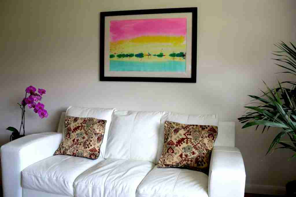 Emma Plunkett Abstract Art Painting
