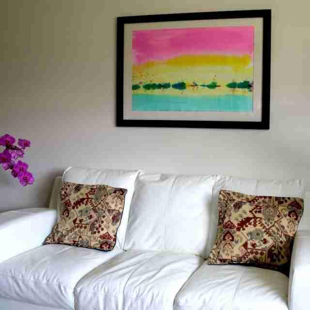 Emma Plunkett Abstract Art Painting