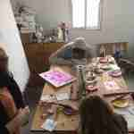 watercolour class wit Emma Plunkett art