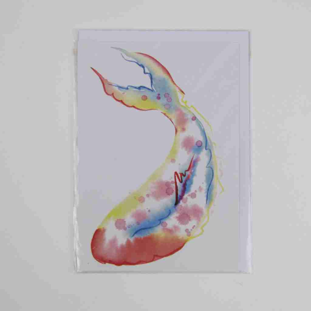 Tropical Fish Watercolour