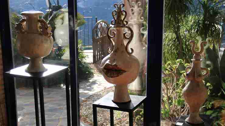 Sculptures at Kitty Hari's Sculpture garden – Emma Plunkett's Art