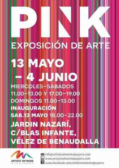 PINK- ANA art exhibition