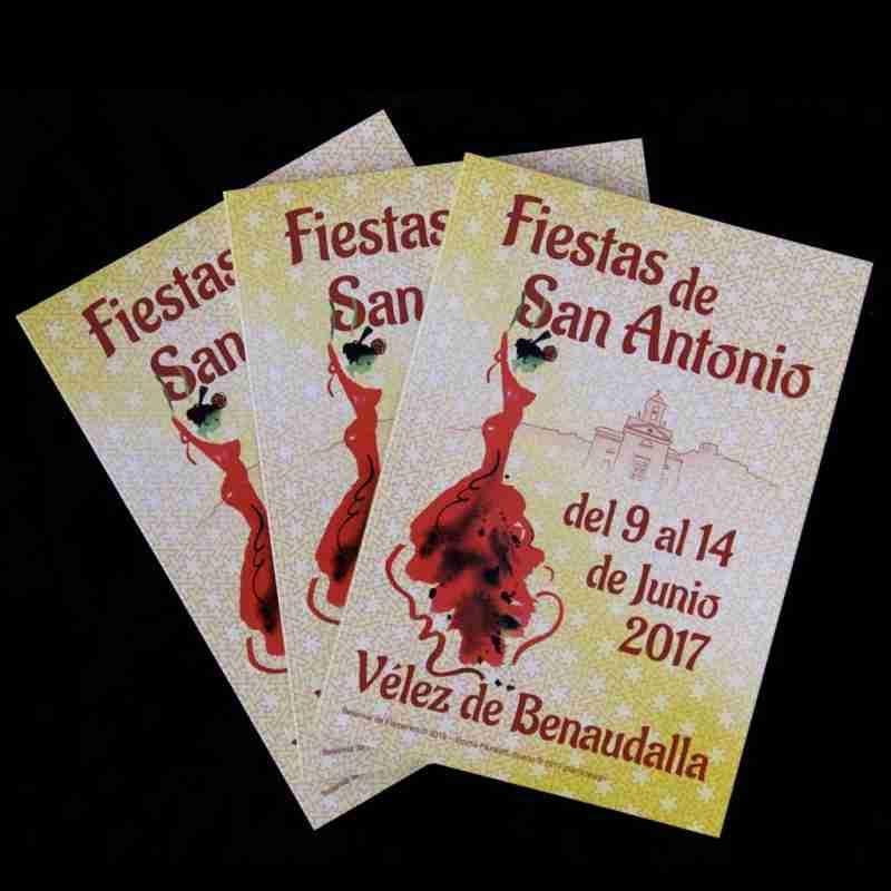 Velez de Benaudalla Fiesta 2017