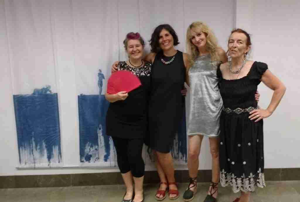 Emma Plunkett, Beatriz constan, Mix Amylo and ClaraBaza