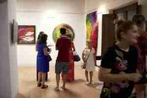 Nazari Gardens Exhibition
