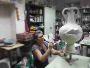 Emma Plunkett pottery