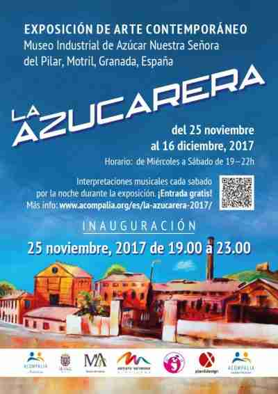 La Azucarera 2017 art exhibition