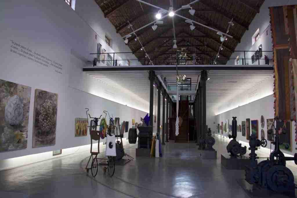 La Azucarera Expo hall Motril