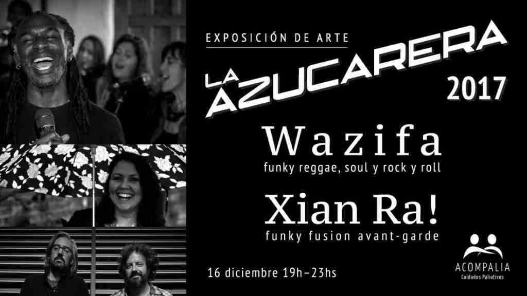 La azucarera 2017 music nights