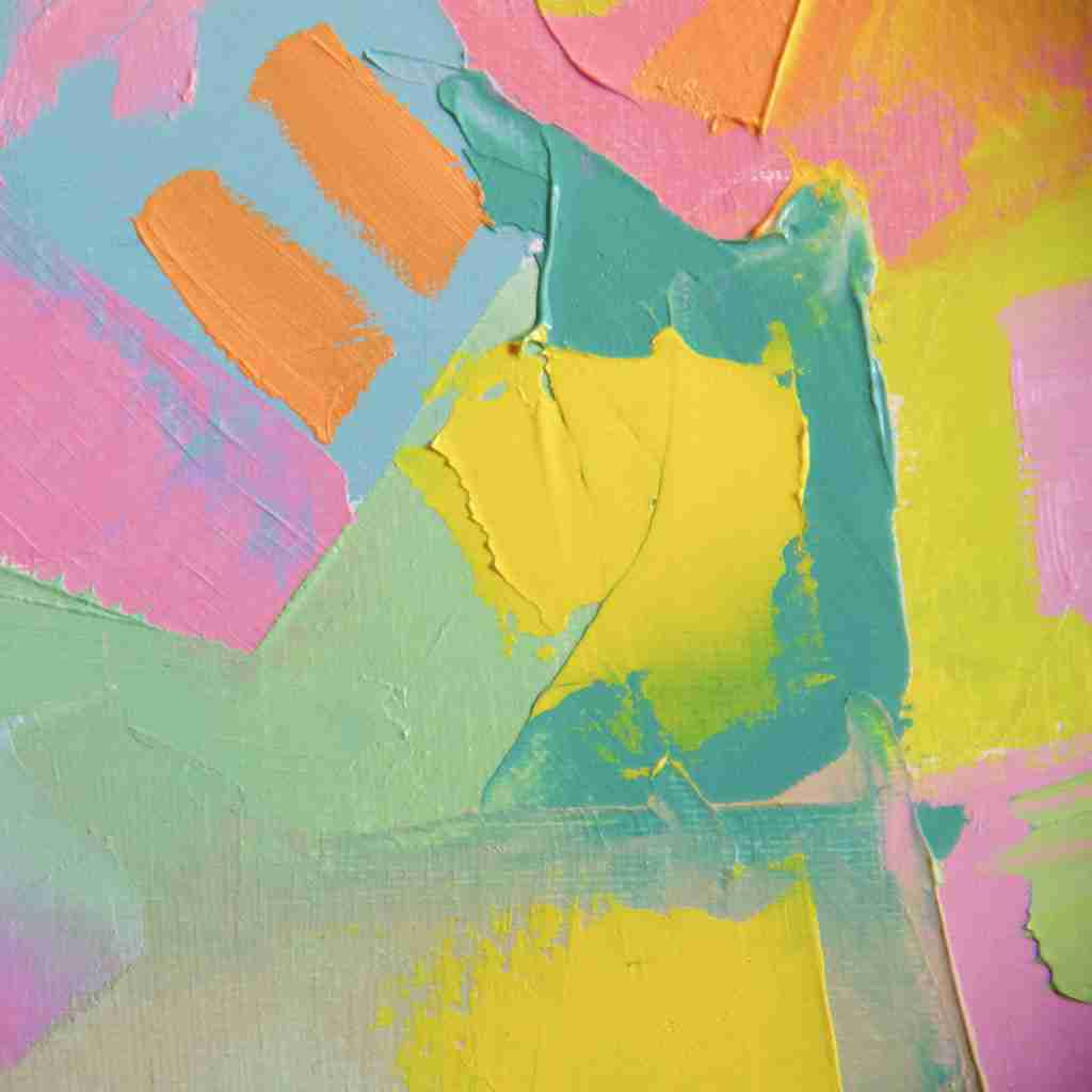 Mixing Vivid Colours A Beginners Guide Emma Plunkett S