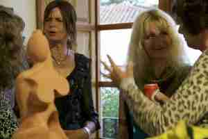 Jeannette Hamann sculpture