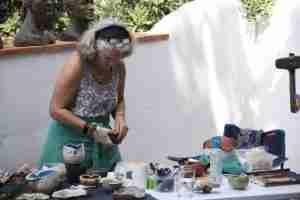 Kitty Harri Sculpture Garden 2nd Art Extravaganza!