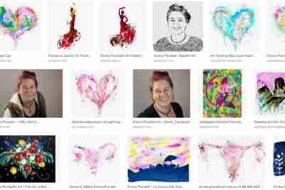 Emma Plunkett Art image search