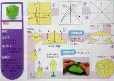Origami with Tomoko