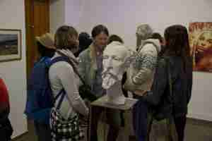 Artists' Network Alpujarra art exhibition, Don Quiote,