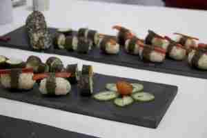 Sushi tapas