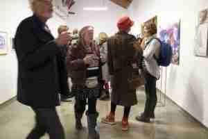 Artists' Network Alpujarra art exhibition