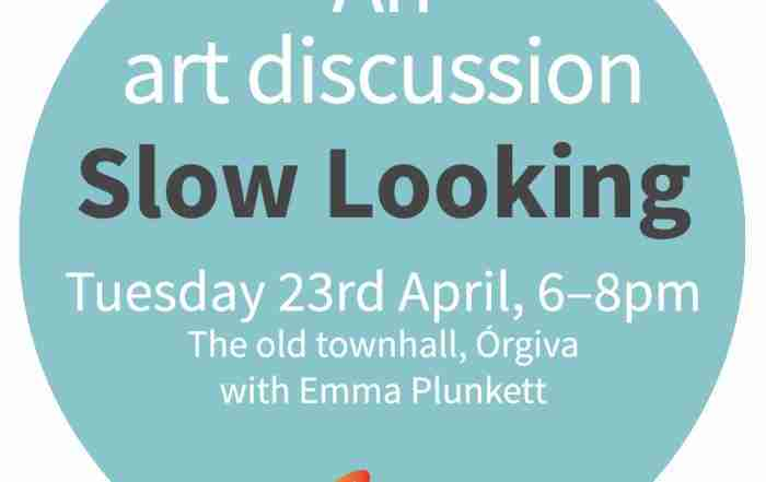 Slow Looking with Emma Plunkett