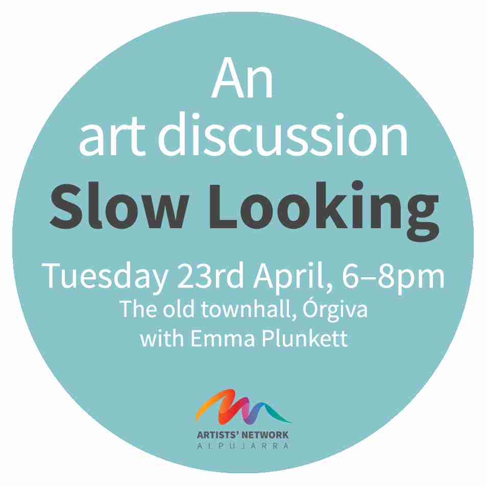 Slow Looking with Emma Plunkett