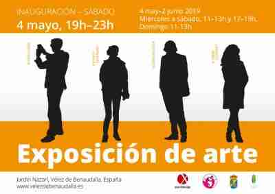 expo invite May 2019 Velez de Benaudalla