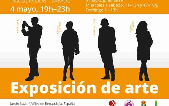 expo invite May 2019 Velez de Benaudalla