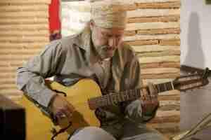 Philippe Aeby guitar