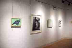 Jardin Nazari, sala de exposiciones, arte de Emma Plunkett