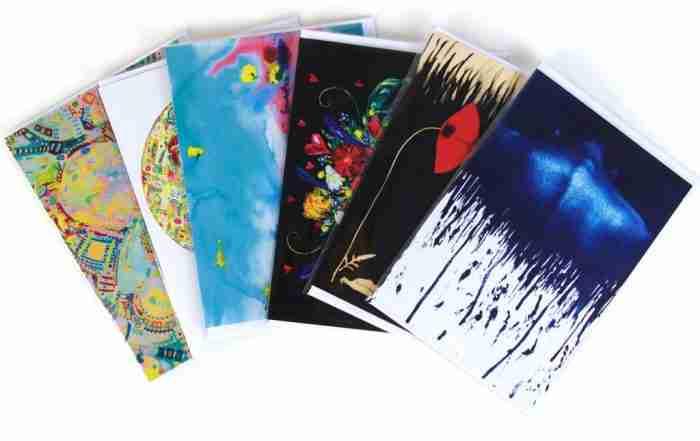 Emma Plunkett art gift cards