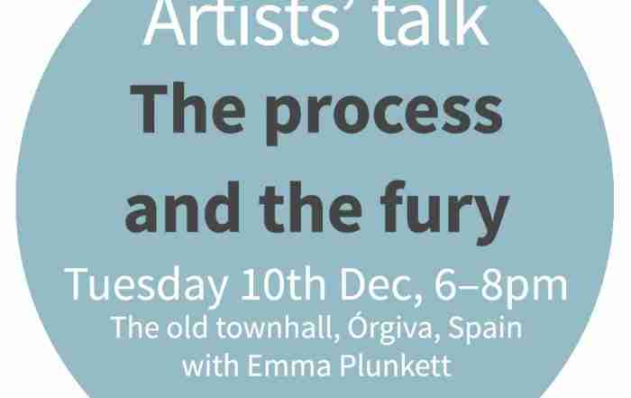 Artists' Talks